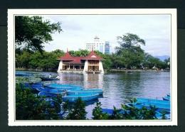 TAIWAN  -  Taichung  Chung Shan Park  Unused Postcard - Taiwan