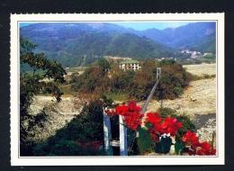 TAIWAN  -  Tahu  Tiain-Husan Hot Springs  Unused Postcard - Taiwan