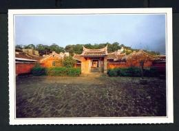 TAIWAN  -  Peipu  Chinkuangfu Office  Unused Postcard - Taiwan