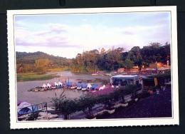 TAIWAN  -  Hsinchu  Tsingtsao Lake Reservoir  Unused Postcard - Taiwan