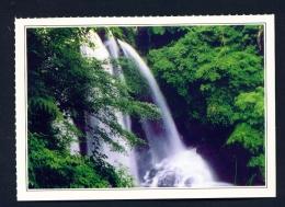 TAIWAN  -  Wufeng  Chingchuan Waterfall  Unused Postcard - Taiwan