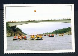 TAIWAN  -  Ruisui  Hsiukuluan River  Unused Postcard - Taiwan