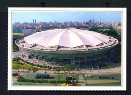 TAIWAN  -  Taoyuan Dome Stadium   Unused Postcard - Taiwan
