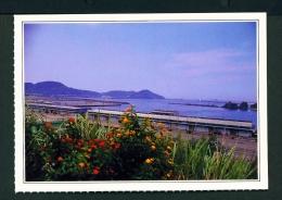 TAIWAN  -  Suao Port   Unused Postcard - Taiwan