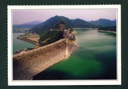 TAIWAN  -  Lungtan  Shihmen Dam   Unused Postcard - Taiwan