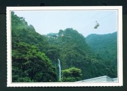 TAIWAN  -  Wulai Waterfall  Unused Postcard - Taiwan