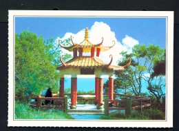 TAIWAN  -  Matsu  Chieh Shou Pavilion  Unused Postcard - Taiwan