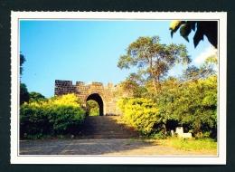 TAIWAN  -  Keelung  Erhsha Bay Fort  Unused Postcard - Taiwan
