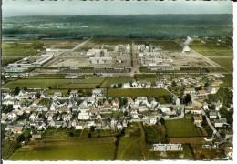 CPSM  PARDIES-MONEIN, Vue Générale, Au Fond Aquitainechimie  12525 - Otros Municipios