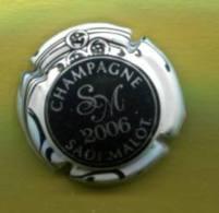 Capsule Champagne MALOT Sadi  -  Millésime 2006 - Other