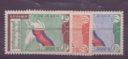 Cambodge N °98 à 100** Et 104 à 106** - Cambodia