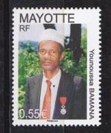 Mayotte N°216** - Neufs