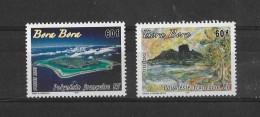 Polynésie  N° 701/02** - Polynésie Française