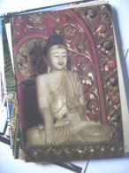 China Temple Mt Wutai Buddha - China