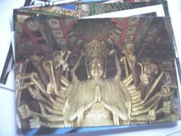 China Mt Wutai Jinge Temple - China
