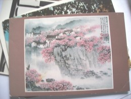 China Chengdu Peach Blossom Pool - China