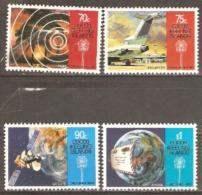 Cocos Keeling Islands 1987 SG 165-68 Unmounted Mint. - Cocos (Keeling) Islands