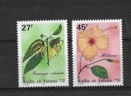 Wallis Et Futuna N°489-490** - Wallis Und Futuna