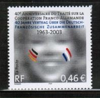 EUROPEAN IDEAS 2003 FR MI 3681 FRANCE - European Ideas