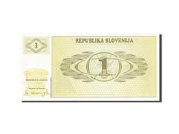 Slovénie, 1 (Tolar), 1990-1992, 1990, KM:1a, NEUF - Slovénie