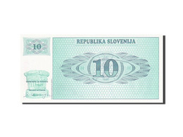 Slovénie, 10 (Tolarjev), 1990-1992, 1990, KM:4a, NEUF - Slovénie