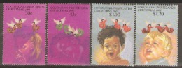 Cocos Keeling Islands 1991 SG 247-50 Unmounted Mint. - Cocos (Keeling) Islands