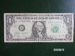 1 Dollar US - Washington