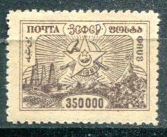 RUSSIE - Y&T Caucase 15*