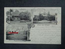GRUPPE Grupa Schwetz Graudenz Westpr. - Z. B. Restaraunt Casino Militär - 1904 - Westpreussen