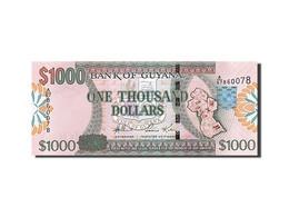 Guyana, 1000 Dollars, 2006, Undated (2006), KM:38a, NEUF - Guyana