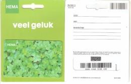 VEEL GELUK By HEMA Gift Card With Folder,unused - Gift Cards