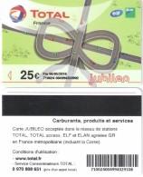TOTAL France Gift Card 25euro - Tarjetas De Regalo