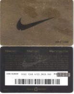 NIKE 3 Gift Card,unused - Gift Cards
