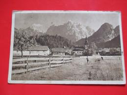 D1-Postcard-Kranjska Gora - Slovenia