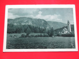 D1-Postcard-Bohinj - Slowenien