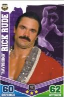 "Slam Attax Mayhem - ""Ravishing"" RICK RUDE - Sports De Combat"