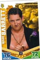Slam Attax Mayhem - Wade BARRETT - Sports De Combat