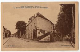 """"""" Vallée De Chevreuse - ORSAY - Le Boulevard DUBREUIL Et La Rue Archangé """" - Orsay"""