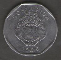 COSTA RICA 10 COLONES 1985 - Costa Rica