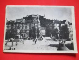 D2-Postcard-Ljubljana - Slovenia