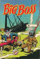 Album Relié Big Boss - Reliure N° 7051 - Contient Les Fascicules 54 Et 55 - Année 1982 - Editions Arédit - TBE - Arédit & Artima