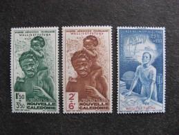 Wallis Et Futuna: TB PA N° 1 Au PA N°3, Neufs X . Cote = 7,50 Euros. - Poste Aérienne