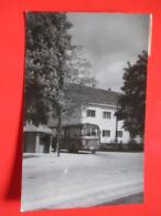 A2-Postcard-Velika Gorica -Old Bus - Kroatië