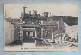 CPA - Paris (75) - Inondations 1910 - 901. Rue Watt (XIIIe Arr.) - Cie PLM  .- FF Paris - Alluvioni Del 1910