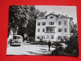 D2-Postcard-Dobrna -Old Bus - Slovenië