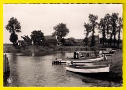 HET VEER VAN BAARLE Te SINT-MARTENS-LATEM FOTOKAART Drukkerij Sint-Martinus Overzet Pont Veerdienst Boot Schip 2886 - Sint-Martens-Latem