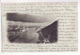 88  CELLES   Vue Sur La Soye - Unclassified