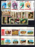 8545 Jemen Königreich, Yemen Kingdom Mnh Mi 476-83 A, 645-49, 708. 717-25, 1094-98 - 5 Kompl. Ausgaben - - Yemen