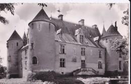 Carte 1955 CHATEAU D'AINAY LE VIEIL / Façade Nord - Ainay-le-Vieil