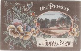 CHALONS SUR MARNE:UNE PENSEE DE... - Châlons-sur-Marne